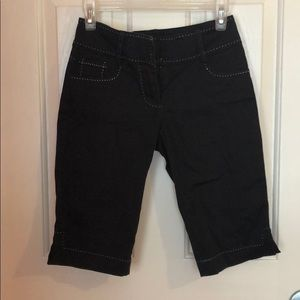 Stretchy Cache shorts black